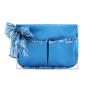Summer Bliss Magazine Holder Blue