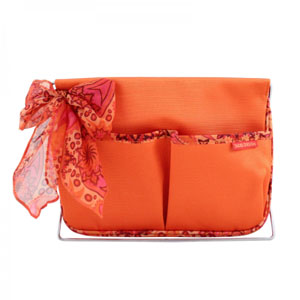 Summer Bliss Magazine Holder Orange