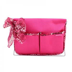 Summer Bliss Magazine Holder Pink