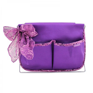 Summer Bliss Magazine Holder Purple