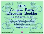 The coupon-fairy booklet
