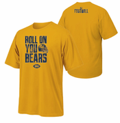 California Golden Bears 2013 Football Game Day Tee - Gold