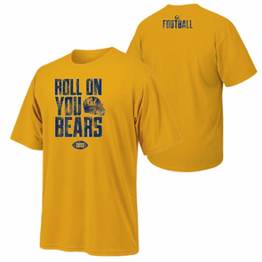 California Golden Bears 2013 Football Game Day Tee - Gold - Click to enlarge