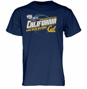 California Golden Bears 2013 NCAA Women's Basketball Final Four Converse Tee - Navy