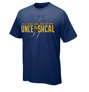 California Golden Bears 2014 Unleash Cal Short Sleeve Tee - Navy