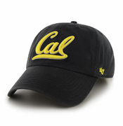 California Golden Bears '47 Brand Cursive Logo Cleanup Hat - Navy