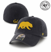 California Golden Bears '47 Brand Walking Bear Franchise Hat - Navy