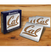 California Golden Bears Boasters Stainless Steel Drink Coasters