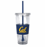 California Golden Bears Boelter Cal Straw & Lid Tumbler