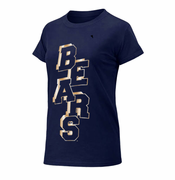 <b><i>All Sales Final</i></b> - California Golden Bears Campus Couture Women's Caitlyn Tee - Navy