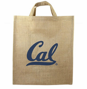 California Golden Bears Classic Artisan Market Tote Bag
