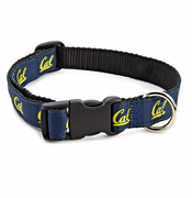 California Golden Bears Dog Collar - Navy