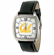 California Golden Bears Game Time Cal Retro Leather Watch