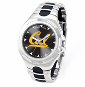 California Golden Bears Game Time Cal Victory Stainless Steel Watch