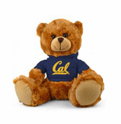 California Golden Bears Hoodie Bear