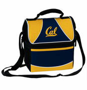 California Golden Bears Lunch Pail Cooler Bag - Navy/Gold