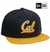 California Golden Bears New Era 9FIFTY&reg Classic Melt Redux Snapback Cap - Grey