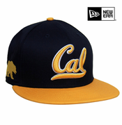 California Golden Bears New Era 9FIFTY&reg Flip Up Team Redux Snapback Cap - Navy/Gold