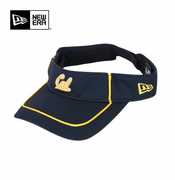 California Golden Bears New Era Pipe Up Visor - Navy