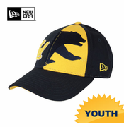 California Golden Bears New Era Youth 9FORTY&reg Big Mascot Cap - Navy