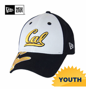 California Golden Bears New Era Youth 9FORTY&reg Orlantic Cap - Navy