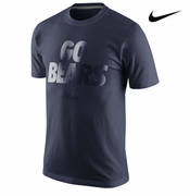 California Golden Bears Nike 'Go Bears' College Local Tee - Navy