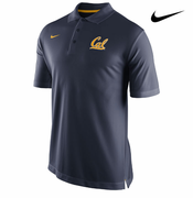 California Golden Bears Nike Dri-FIT 2014 Football Staff Polo - Navy