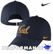 California Golden Bears Nike Dri-FIT 3D Tailback Adjustable Cap - Navy