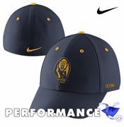 California Golden Bears Nike Dri-FIT Fan Legacy 91 Swoosh Flex Cap - Navy