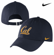 California Golden Bears Nike Dri-FIT Heritage 86 3D Hat - Navy