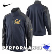 California Golden Bears Nike Dri-FIT Speed Fly Full Zip Knit Jacket - Navy