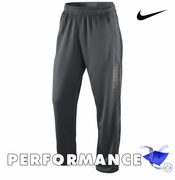 California Golden Bears Nike Dri-FIT Speed Fly Knit Pant - Charcoal