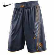 California Golden Bears Nike Jordan Men's Basketball Replica Road Short - Navy