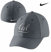 California Golden Bears Nike Legacy 91 Superfan Flex Hat - Charcoal
