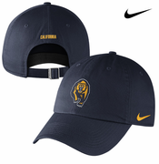 California Golden Bears Nike Mascot Heritage 86 Adjustable Cap - Navy