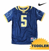 California Golden Bears Nike Toddler #5 Replica Football Jersey - Navy