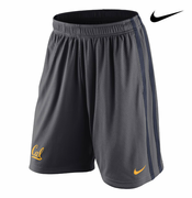 California Golden Bears Nike Varsity Team Issue Short - Grey