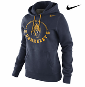 California Golden Bears Nike Women's Stamp Legend Hoody - Navy