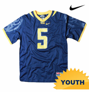 California Golden Bears Nike Youth #5 Replica Football Jersey - Navy