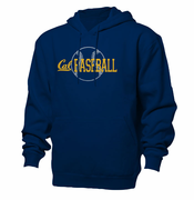 California Golden Bears Ouray Baseball Logo Hoody - Navy
