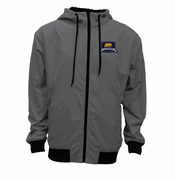 California Golden Bears Ouray Bruizer Jacket - Grey