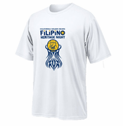 California Golden Bears Ouray Filipino Heritage Night Basketball Tee - White