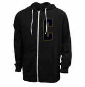 California Golden Bears Ouray GLH Full Zip Hoody - Black
