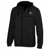 California Golden Bears Ouray Lightweight Hooded Jacket - Black