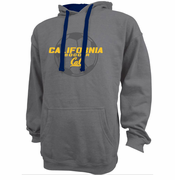 California Golden Bears Ouray Soccer Pullover Hoody - Grey