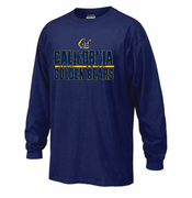 California Golden Bears Ouray Vintage Long Sleeve Tee - Navy