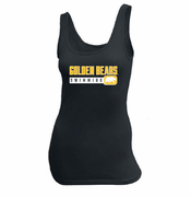 California Golden Bears Ouray Women's Swimming Tank Top - Grey