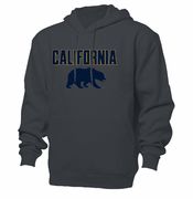 California Golden Bears Ouray Wordmark Hoody - Graphite