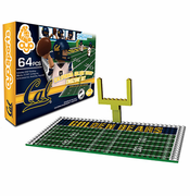 California Golden Bears Oyo Sports&#8482 Football Endzone and 3-Minifigure Set