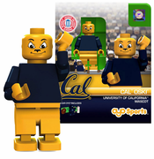 California Golden Bears Oyo Sports&#8482 Oski Mascot Minifigure